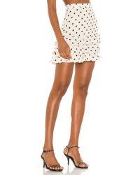 Bardot Rah Rah ミニスカート Multicolor