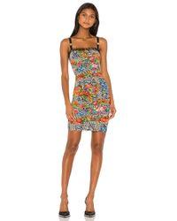 Versace Jeans Black Lady Mini Dress