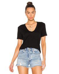 Cotton Citizen Classic Tシャツ Black