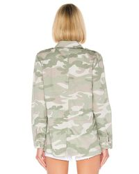 Mother Green The Loose Veteran Jacket