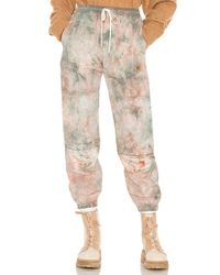 John Elliott Silk パンツ. Size 0 / Xs. Multicolor