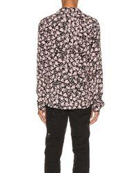 メンズ AllSaints Heartbreak ロングスリーブシャツ Pink