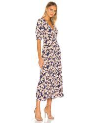 Sanctuary Blue Florence Maxi Dress