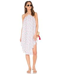 6 Shore Road By Pooja Multicolor Cascada Cover Up Dress