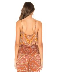 Spell & The Gypsy Collective Orange City Lights Cami