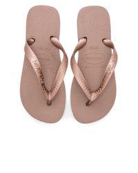 Havaianas Multicolor Top Tiras Sandal
