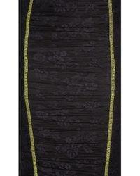 ROBE MI-LONGUE GENINE Nbd en coloris Black