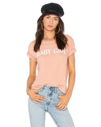 Private Party - Pink Baby Girl Tee - Lyst