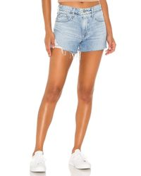 AG Jeans Hailey デニムショートパンツ. Size 29. Blue