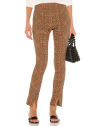 Free People Flyin High スキニーパンツ Brown