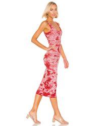 Enza Costa ドレス Pink