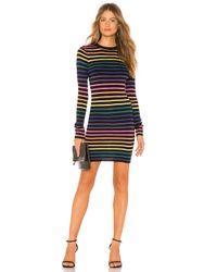 Lovers + Friends Multicolor Unity Sweater Dress