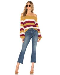 House of Harlow 1960 Yellow X Revolve Shannon Sweater