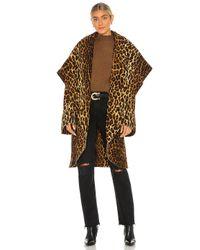 Пальто В Цвете Pantera Norma Kamali, цвет: Multicolor