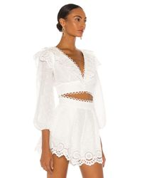 Zimmermann Bellitude トップ White