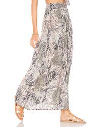 Maaji Multicolor Long Skirt