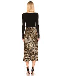 AllSaints Black Hera Leppo Dress