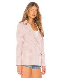 Tularosa - Pink Bright Blazer - Lyst