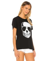 Lauren Moshi グラフィックtシャツ Black