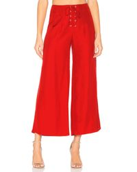 LPA Red Pants 153