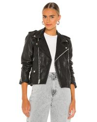 Urban Outfitters Slick ジャケット Black
