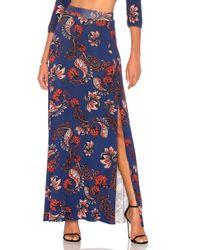 Clayton Blue Sarah Skirt
