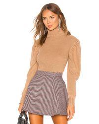 LPA Brown Valencia Sweater