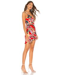 Nbd Red X Naven Sydney Dress