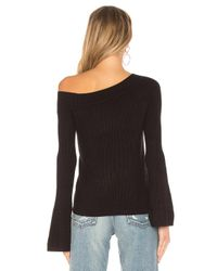 Lovers + Friends Black Westmont Pullover