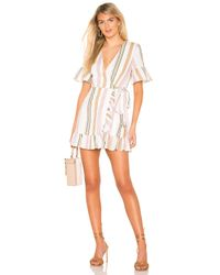 Privacy Please White May Mini Dress