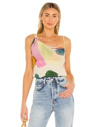 Song of Style Lana トップ Multicolor