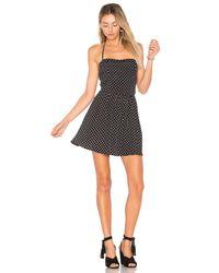 Flynn Skye Black Marissa Mini Dress
