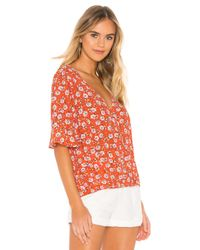 Sanctuary Garden Party トップ Red