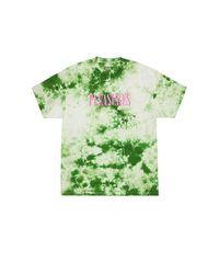 メンズ Pleasures Aroma Crystal Tシャツ. Size L. Green