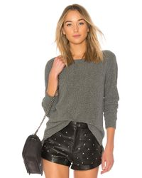 BB Dakota - Gray Alston Sweater - Lyst