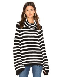 Pull Jagger Sanctuary en coloris Black