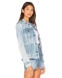 RTA Blue Harmony Jacket