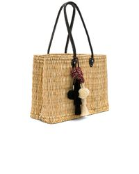 MISA Black Jane Large Box Bag