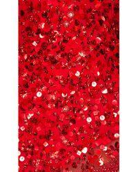 Nbd Red Ava Embellished Dress