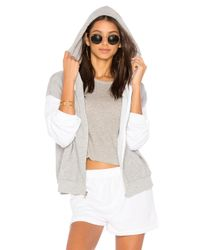 Wildfox Multicolor Basic Hoodie