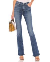 Citizens of Humanity Blue Emannuelle Slim Bootcut