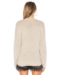 One Teaspoon | Natural Saints And Roses Sweater | Lyst