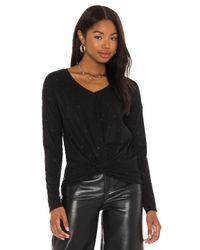 Bobi Galaxy Modal Jersey ノットtシャツ Black