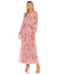 MISA Los Angles Anya ドレス Pink