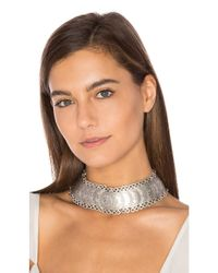 Natalie B. Jewelry - Multicolor Cyprus Choker Necklace - Lyst