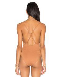LPA Natural Bodysuit 156