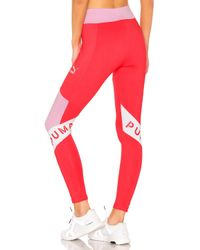 PUMA Red XTG Legging