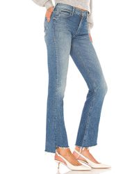 Mother Blue The Runaway Step Fray. Size 26.