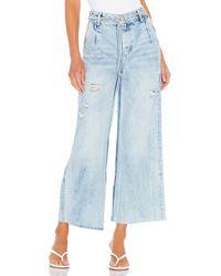 Kinsey Crop Jean In Blue. Size 24 (также В 25, 26, 27). Free People