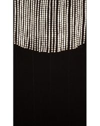 LPA Black Audra Dress